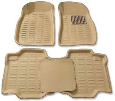 Digitru Plastic Car Mat For Honda Brio