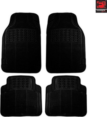 Favourite Bikerz Rubber Car Mat For Mahindra Xylo