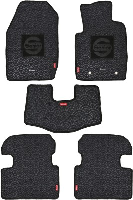 Senior Fabric, Rubber Car Mat For Ford Ecosport
