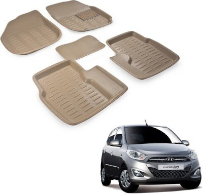 Everything Auto PVC Car Mat For Hyundai i10