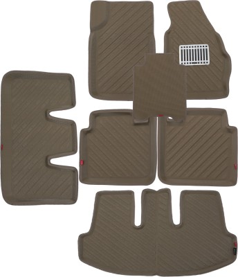 Senior Rubber, Fabric Car Mat For Toyota Fortuner