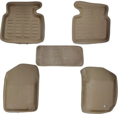 Accessory Mart PVC Car Mat For Honda City