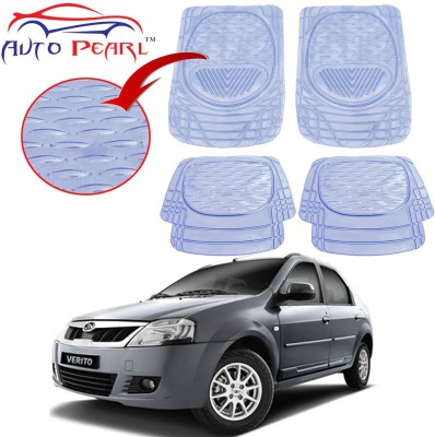 Auto Pearl Plastic Car Mat For Mahindra Verito