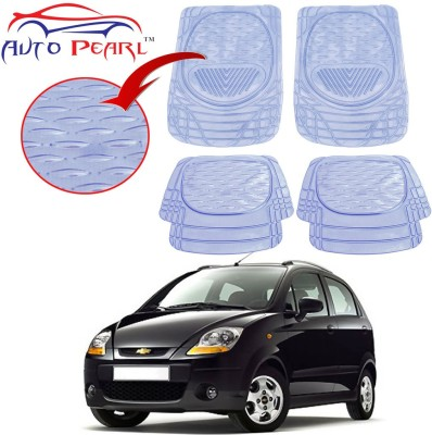 Auto Pearl Plastic Car Mat For Chevrolet Spark