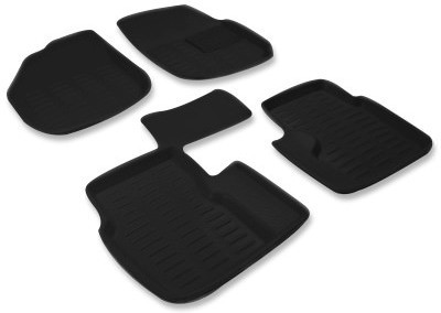 Autofurnish Polyester Car Mat For Toyota Innova