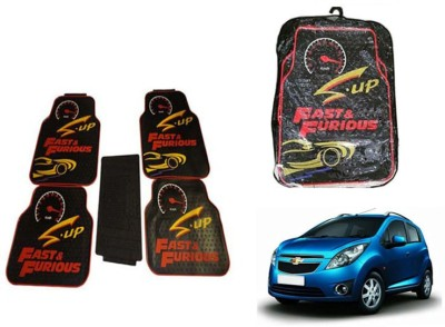 Take Care Rubber Car Mat For Hyundai Xcent