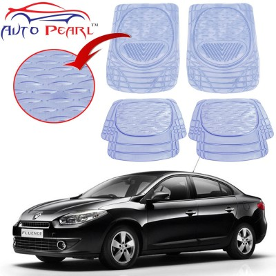 Auto Pearl Plastic Car Mat For Renault Fluence