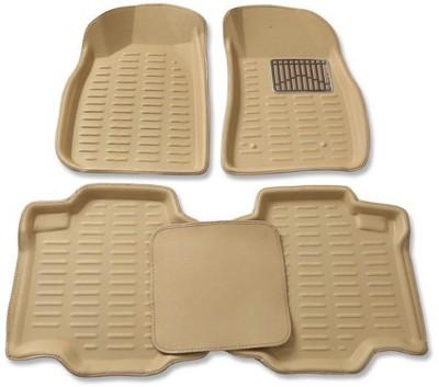 Carmate Polyester Car Mat For Hyundai Verna Fluidic