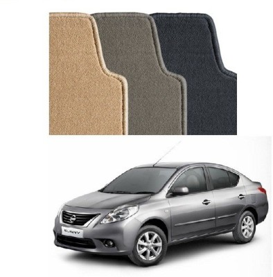 Everything Auto Fabric Car Mat For Nissan Sunny