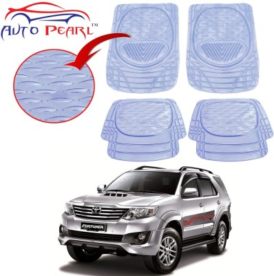 Auto Pearl Plastic Car Mat For Toyota Fortuner