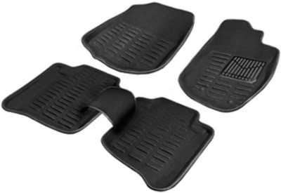 Carmate Rubber Car Mat For Toyota Qualis