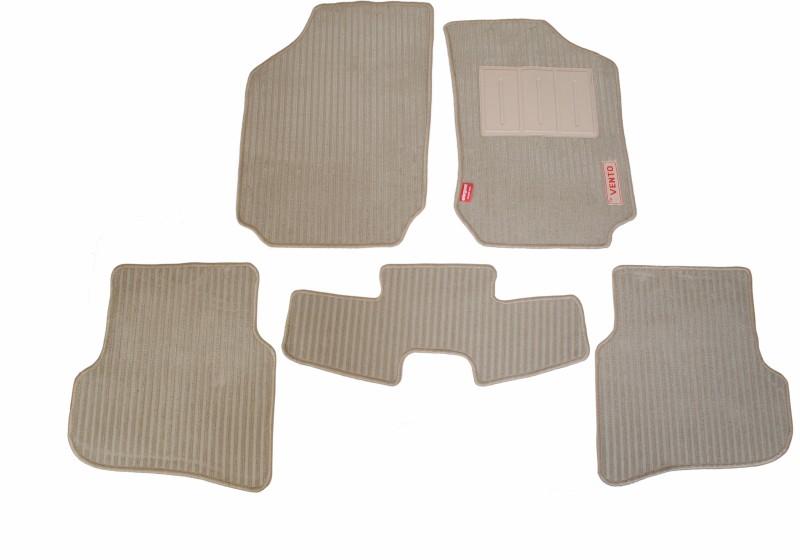 Elegant Polypropylene Car Mat For Volkswagen Vento(Steel)