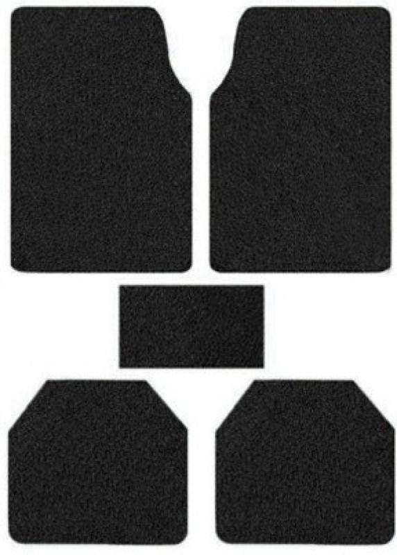 Kingsway Rubber Car Mat For Mahindra XUV 500(Black)