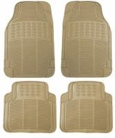 Cm Treder Rubber Standard Mat For  Maruti Suzuki Baleno(Beige)