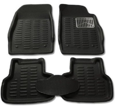 DecorMyCar Rubber Car Mat For Renault Kwid