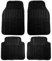 Cm Treder Rubber Standard Mat For  Maruti Suzuki Swift(Black)