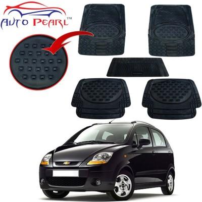 Auto Pearl Plastic Car Mat For Chevrolet Spark
