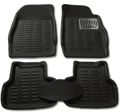 Digitru Plastic Car Mat For Maruti A-Star