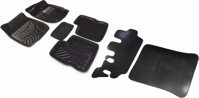 Coozo Plastic Car Mat For Toyota Fortuner