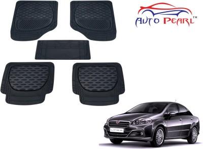 Auto Pearl Rubber, PVC, Silicone Car Mat For Fiat Linea
