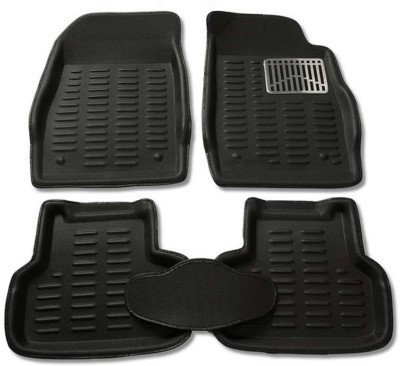 CP Bigbasket Plastic Car Mat For Volkswagen Polo