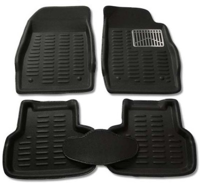 ShopAddict PVC Car Mat For Volkswagen Polo