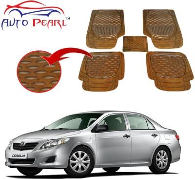 Auto Pearl Plastic Car Mat For Toyota Corolla