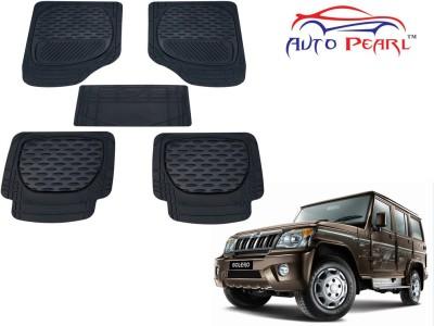 Auto Pearl Rubber, PVC, Silicone Car Mat For Mahindra Bolero