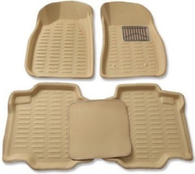 DecorMyCar Rubber Car Mat For Ford Ikon
