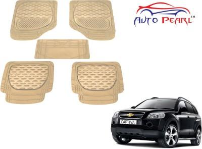 Auto Pearl Rubber, PVC, Silicone Car Mat For Chevrolet Captiva