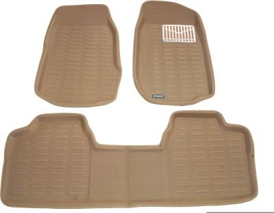 Stinzo Plastic Car Mat For Tata Safari Storme