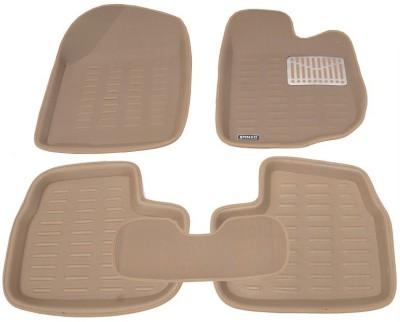 Stinzo Plastic Car Mat For Maruti Ritz