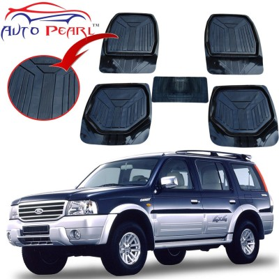 Auto Pearl Plastic Car Mat For Ford Endeavour