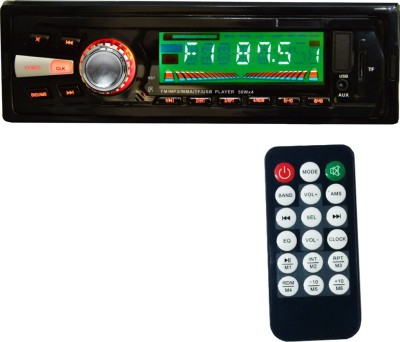 Vox 1104 Car Stereo 4 Channal with FM, SD Card support, USB, AUX in and LCD Display Car Stereo