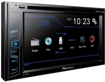 Pioneer AVH-189DVD/axnid Car Stereo(Double Din)