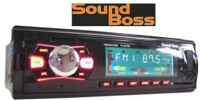 Sound Boss SB-12 Car Stereo