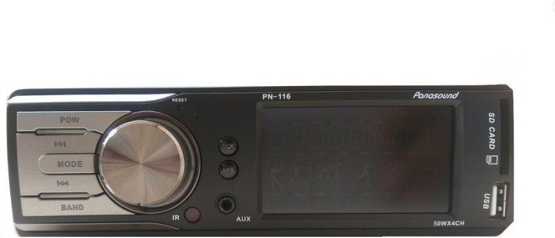 Panasound PN-116 Car Stereo(Single Din)