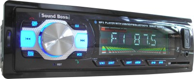 Sound Boss SB-22Bluetooth Wireless With Phone Caller Id Receiver Car Stereo