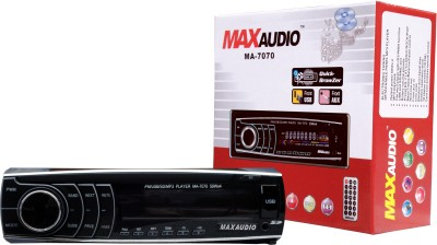 Max Audio MP3/FM/USB/SD/MMC/AUX - MA - 7070 Car Stereo