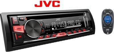 JVC Kd-R461 Car Media Player
