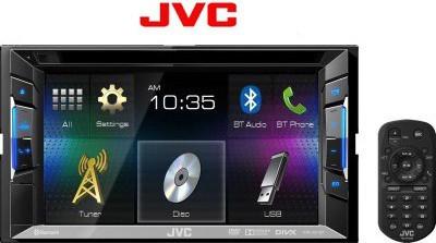 JVC KW-V21BT Car Stereo
