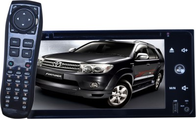 Woodman Double Din For Toyota With DVD, Bluetooth, USB Car Stereo