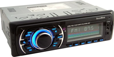 Sound Boss SB-47 Bluetooth Wireless With Phone Caller Id Receiver Car Stereo