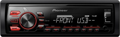 Pioneer MVH-089UB Car Stereo(Single Din)