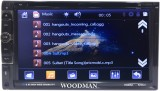Woodman Double Din With DVD, Bluetooth &...