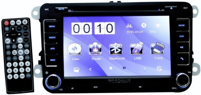 Woodman Double Din WM-6061 Car Stereo(Double Din)