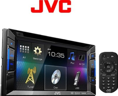 JVC KW-V11UID Car Media Player