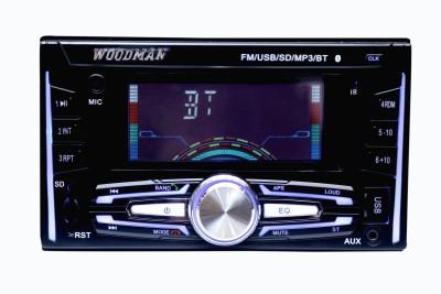 Woodman Double Din MP3 WM-8078 With USB/Bluetooth/FM Car Stereo
