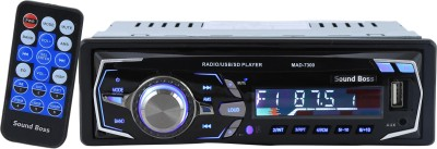 Sound Boss MP3/FM/USB/SD/MMC/AUX Car Stereo