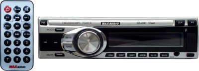 Max Audio MP3/FM/USB/SD/MMC/AUX - MA - 4040 Car Stereo